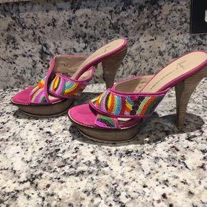Lisa for Donald J Pliner Platform Heels